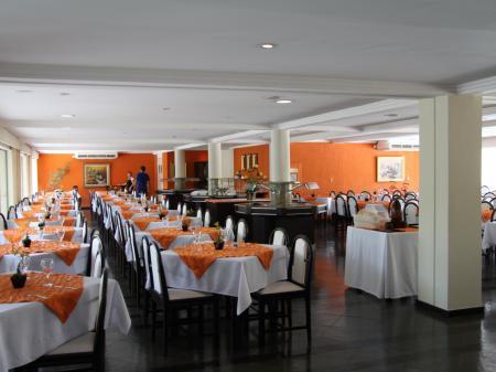 Hotel Best Western Taroba Restaurant