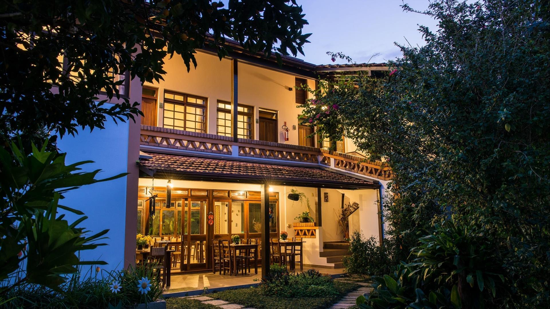 Brasilien Florianopolis: Standard Hotel - Hotel Natur Campeche