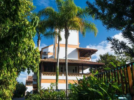 Hotel Natur Campeche Außenansicht