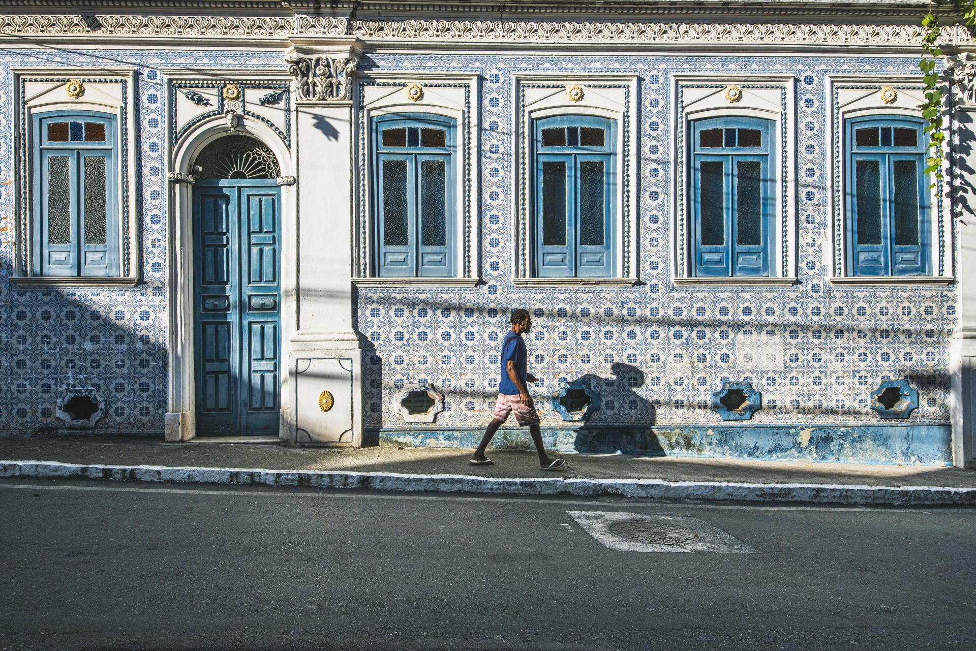 Historisches Gebäude der Pousada Barroco na Bahia, Salvador