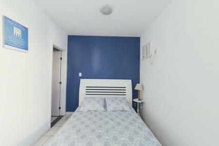 Blaues Zimmer Pousada Barroco na Bahia