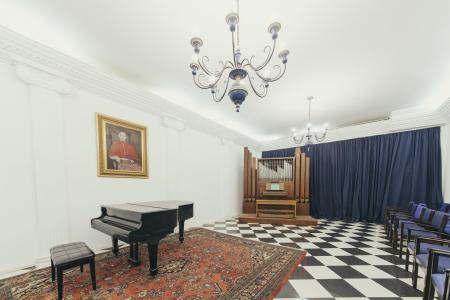 Barockes Musikzimmer Pousada Barroco na Bahia