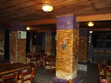 Pousada Barroco na Bahia Bar und Restaurant