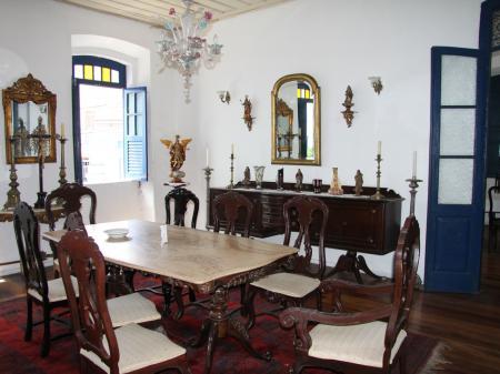 Pousada Barroco na Bahia Esszimmer