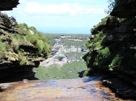 Aussicht in der Chapada Diamantina