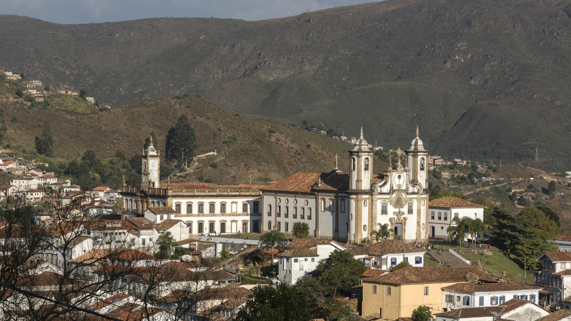 Brasilien Minas Gerais: 3 Tage Reisebaustein - Ouro Preto und Mariana klassisch erleben