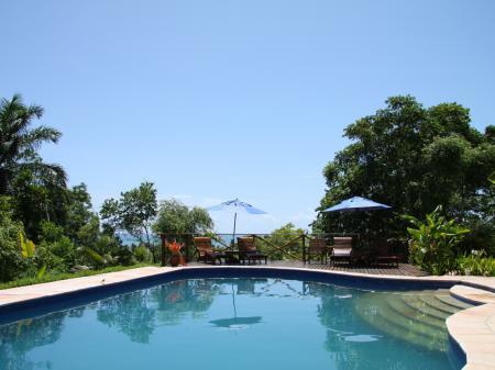 Pousada Mangabeiras Pool