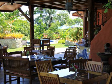 Pousada Mangabeiras Restaurant