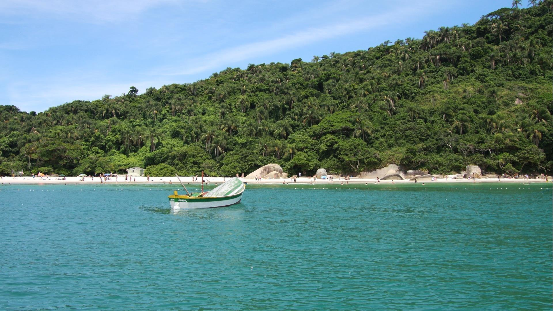 Brasilien Florianopolis: 5 Tage Reisebaustein - Florianopolis aktiv erleben