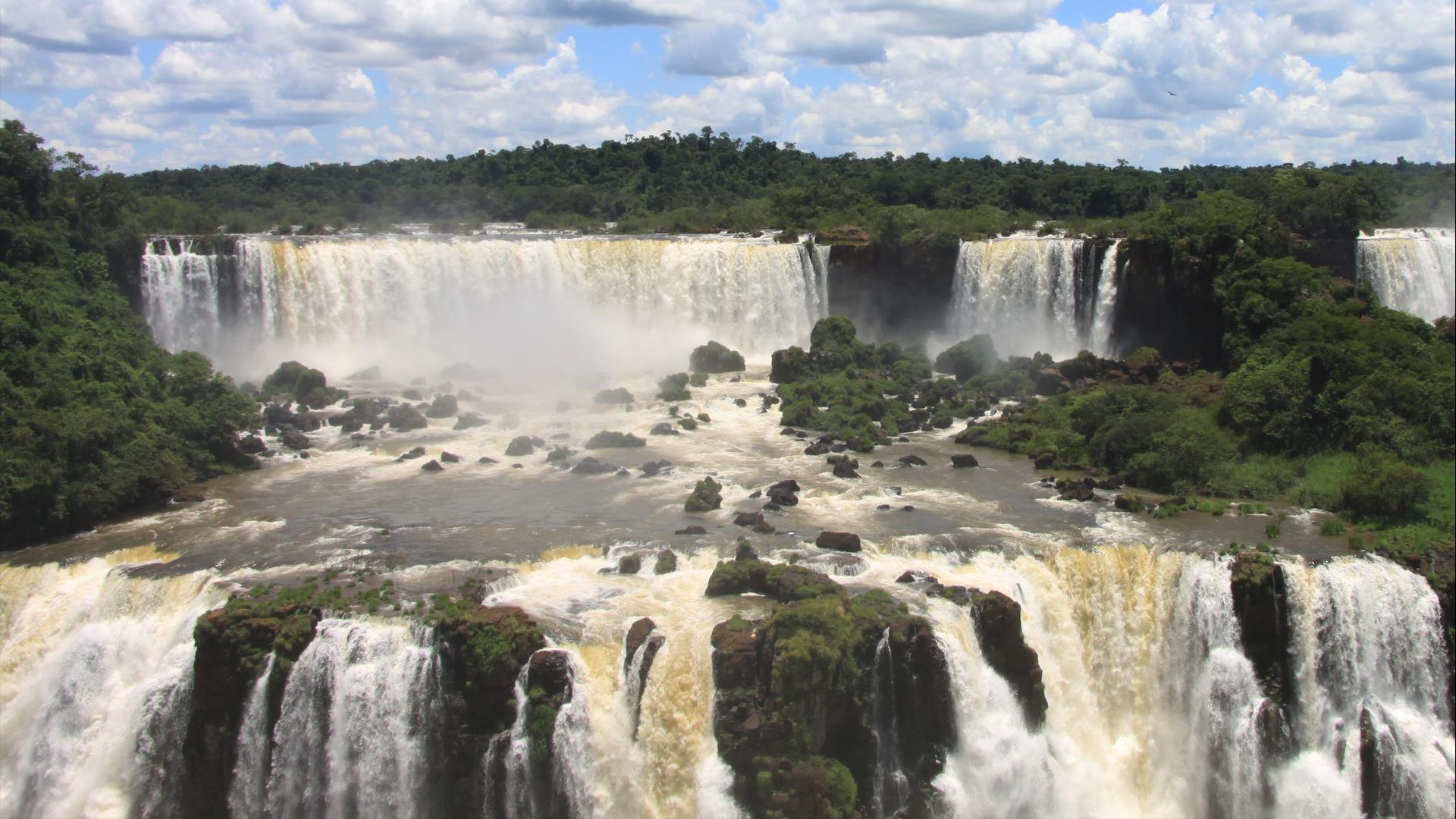 15 Tage Naturparadiese Brasiliens: Foz do Iguacu