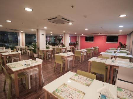 Hotel Go Inn Restaurant