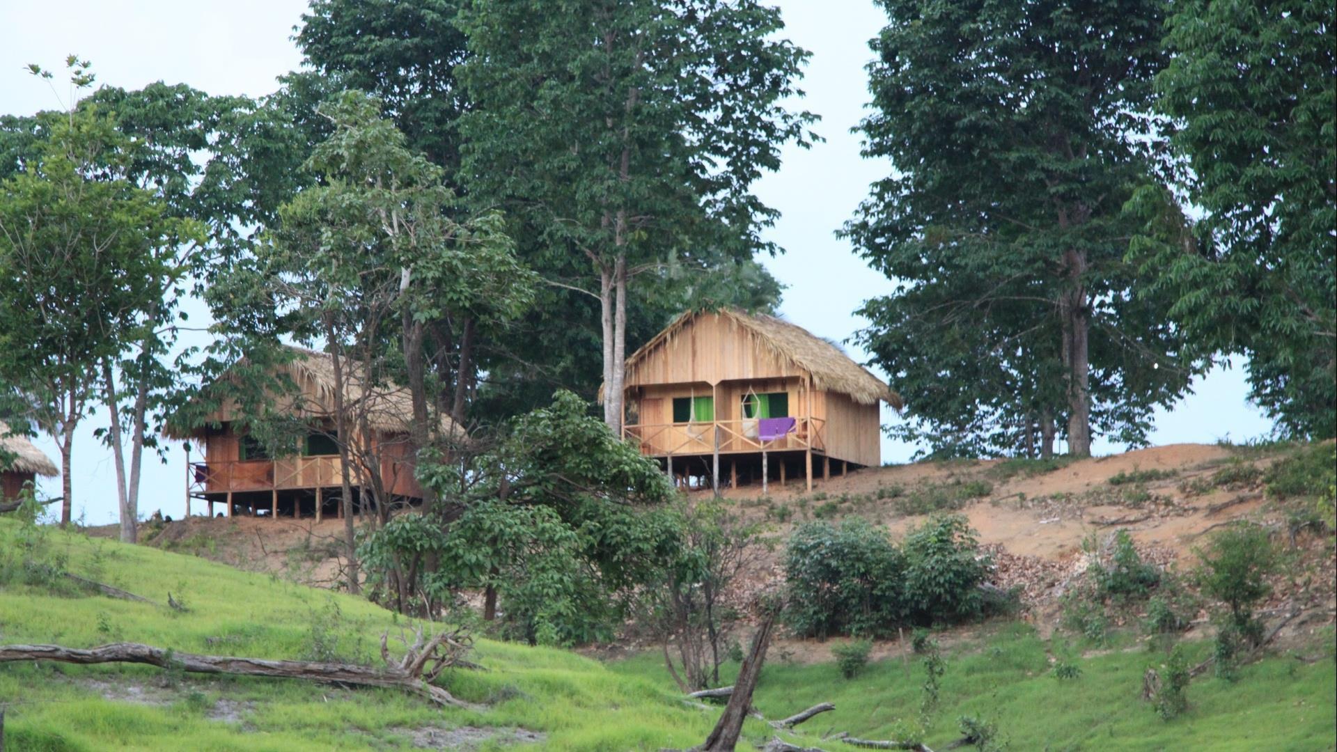 Brasilien Amazonas: 3 bis 5 Tage Reisebausteine - Turtle Lodge
