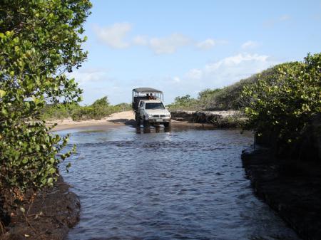 Ausflug zur Lagoa Azul