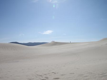 Dünenlandschaft in Florianopolis