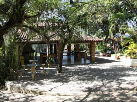 Hotel Sao Sebastiao Außenanlage