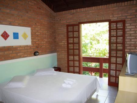 Hotel Sao Sebastiao Zimmerbeispiel Chalet