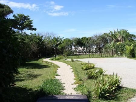 Pousada Penareia Außenanlage