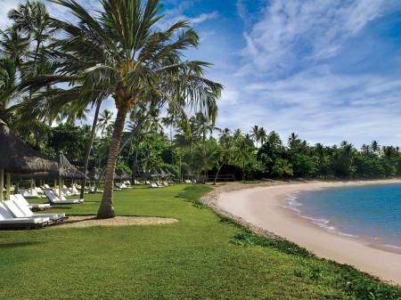 Strand des Tivoli Ecoresorts in Praia do Forte