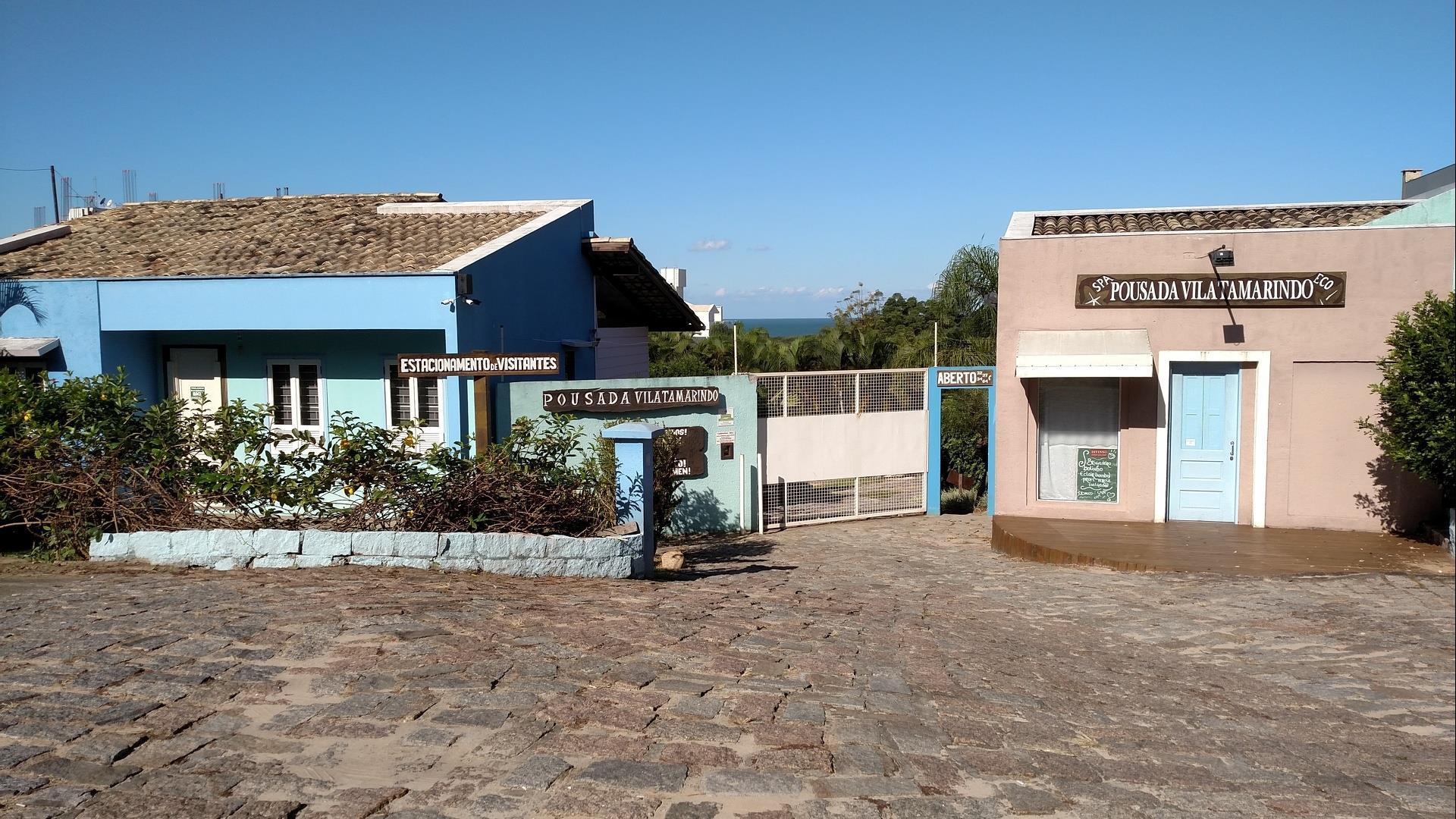 Brasilien Florianopolis: Landestypische Unterkunft - Pousada Vila Tamarindo Eco Lodge