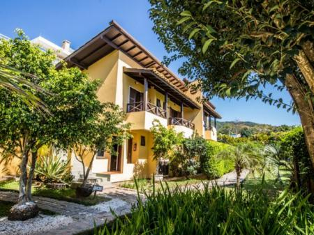 Pousada Vila Tamarindo Eco Lodge Außenanlage