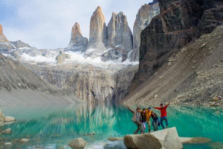 Unternehmen Sie eine Rundreise durch Patagonien in den Torres del Paine Nationalpark