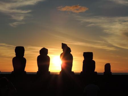 Auf dieser Rundreise erkunden Sie die Kultur der Osterinseln in Chile