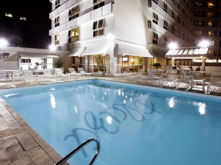 Hotel Plaza Blumenau Pool