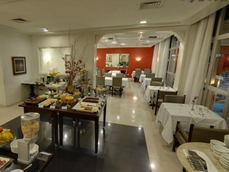 Hotel Plaza Blumenau Restaurant