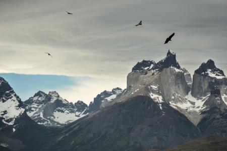 Begeben Sie sich auf eine Trekkingtour durch Patagonien in Chile