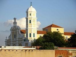Bolivar Stadt