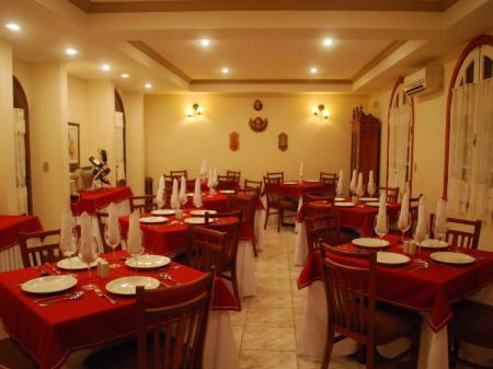 Pousada do Acranjo Restaurant