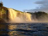 Reisen Urlaub Südamerika Venezuela Tour Wasserlandschaft