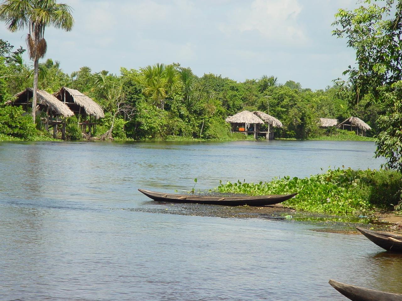 Entdecken Sie die landschaftliche Schönheit der Gegend um den Orinoco Fluss in Venezuela