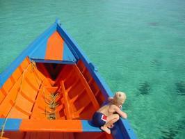 Nationalpark Mochima Boot