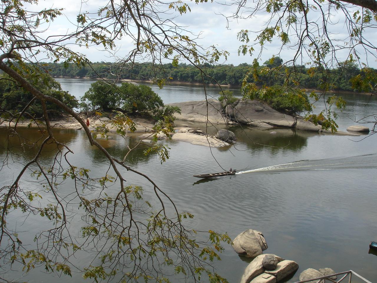 Einzigartige Naturschauspiele lassen sich bei einem Ausflug auf dem Fluss Caura erleben