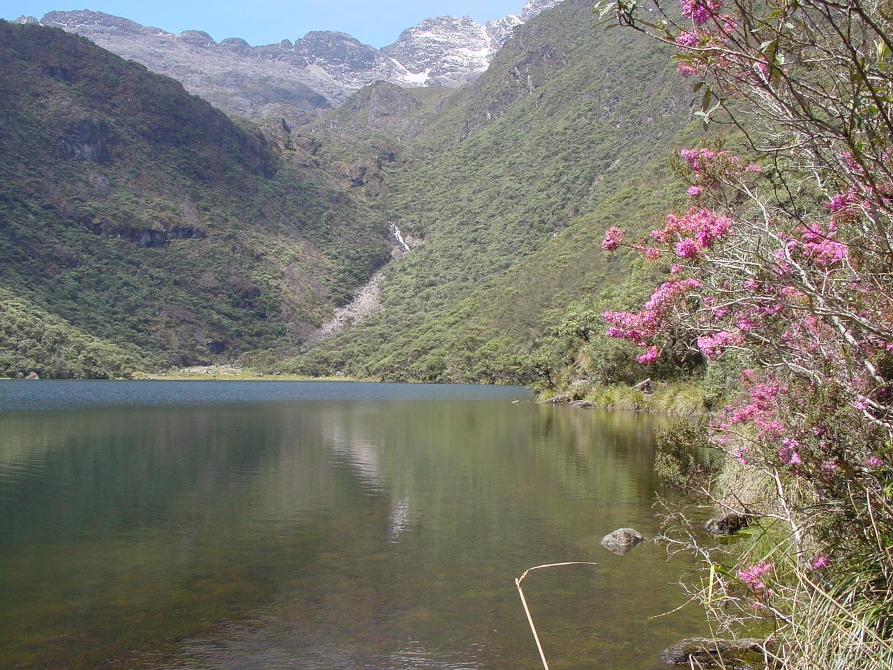 In Venezuela gibt es wunderschöne Berglandschaften zu entdecken