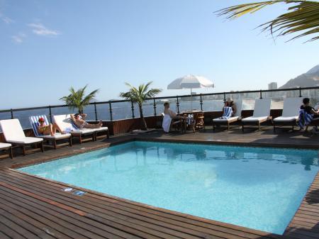 Hotel Porto Bay Rio International Pool