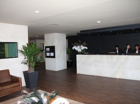Hotel Porto Bay Rio International Rezeption