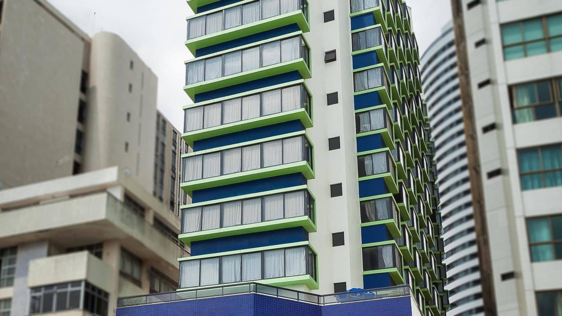 Brasilien Belem: Standard Hotel - Hotel Vila Rica