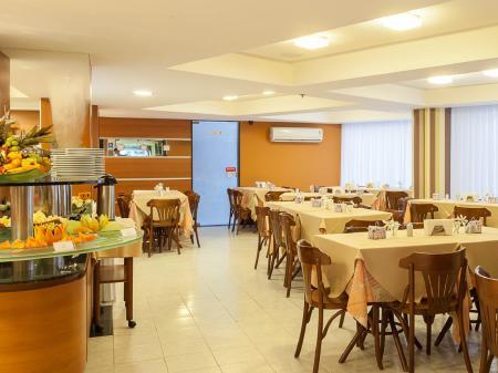 Hotel Vila Rica Restaurant