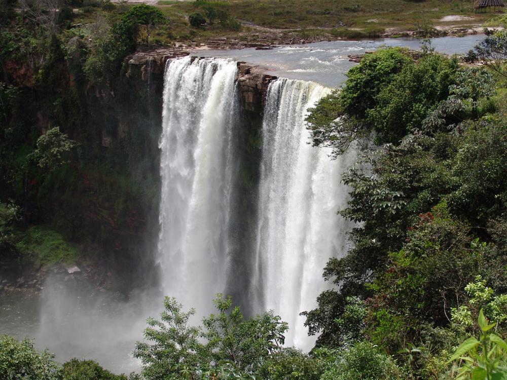 Werden Sie Zeuge der einmaligen Wasserfälle Venezuelas auf einer besonderen Rundreise durch das LAnd