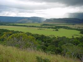 Gran Sabana Landschaft