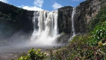 Gran Sabana Wasserfall