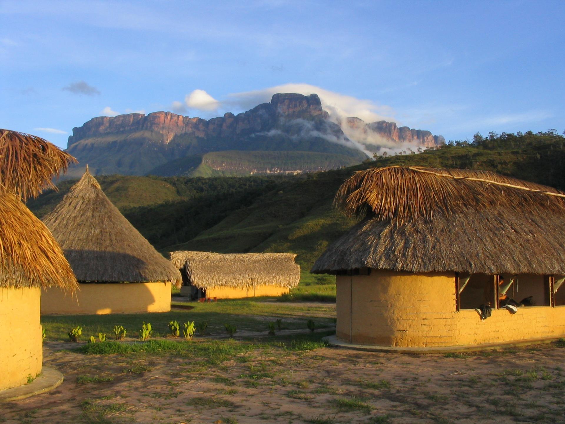 Entdecken Sie den Tafelberg Auyan auf einer Rundreise in Venezuela