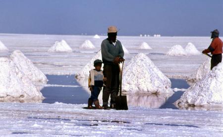 Erleben Sie eine einmalige Reise in die Salzwüste Uyuni in Bolivien