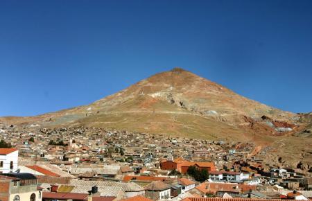 Entdecken Sie die Silberminen in Potosi auf einer Rundreise durch Bolivien