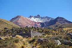 Climbing Illimani Mountain