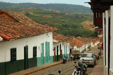Erleben Sie den kolonialen Charme der Dörfer um Barichara in Kolumbien