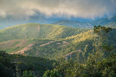 Erleben Sie die Schönheit des Tayrona Nationalparks auf einer Reise durch Kolumbien