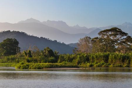 Auf Ausflügen im Tayrona Nationalpark entdecken Sie unberührte Natur und Waldlandschaften